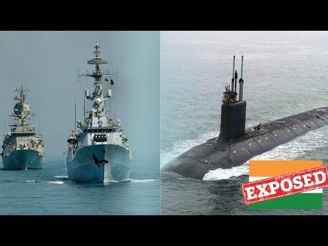 Pakistan Navy Detected Indian submarine Entering In Pakistan waters | SAMAA TV