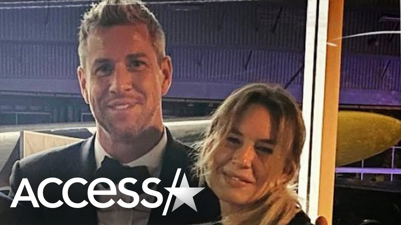 Renée Zellweger And Ant Anstead Attend First Public Event Together