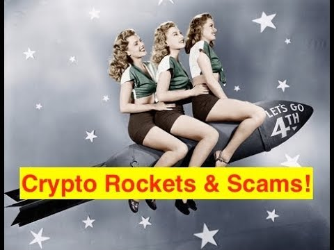 SMART Investing: Crypto Rockets & Crypto Scams!! (Bix Weir)