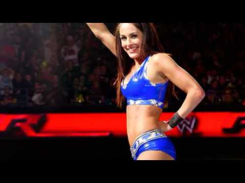 WWE Brie Bella 4th Theme Song 2014...