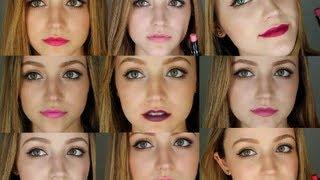 wet n wild mega last lipsticks review lip swatches