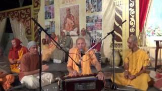 Киртан (Е.С. Бхактивайбхава Свами) - 13.09.2016