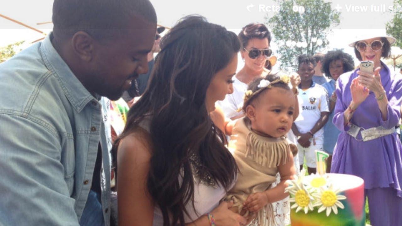 Kim Kardashian Amp Kanye West Throw North Quot Kidchella Quot Themed