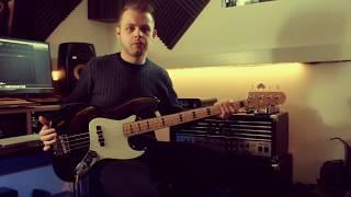 Fender Geddy Lee Signature Jazz Bass | Demo & Review | Matt Chalk