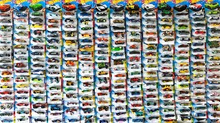 Let's Open 250 Hot Wheels!