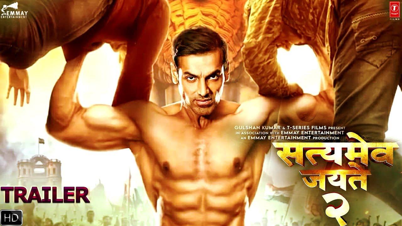SatyamevaJayate2 Trailer  John Abraham  Divya Khosla Kumar Milap Zaveri 25th November 2021