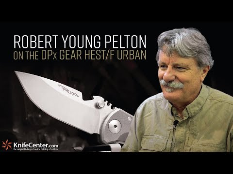 Robert Young Pelton on the DPx HEST/F Urban