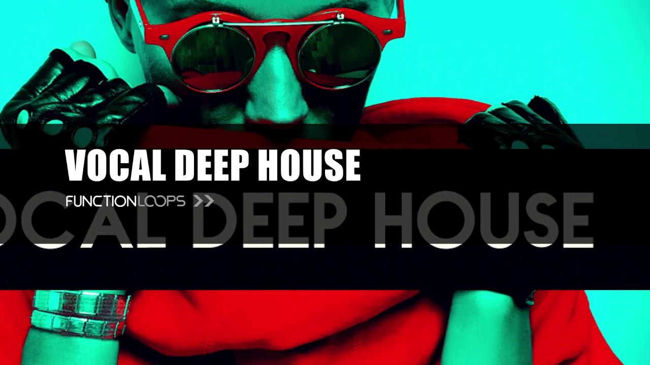 Vocal deep house sample pack modern deep house samples for Classic house vocal samples