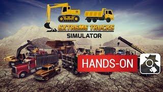 EXTREME TRUCKS SIMULATOR | Hands-On