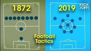 WHY the development of football tactics is over