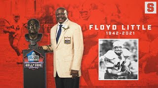 We remember and honor orange legend floyd little (1942-2021).