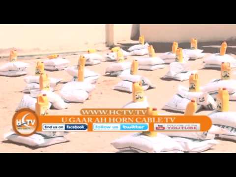 Somaliland Football Association & Not4Gotten Foundation Ramdhaan Project 2015
