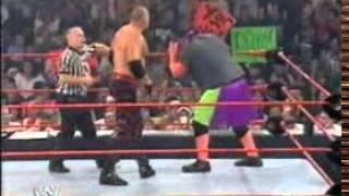 Kane vs Rosey 10 06 2003