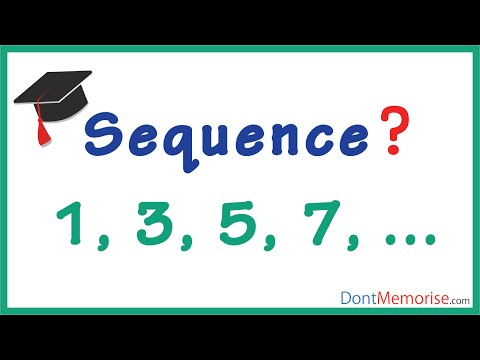 What is a Sequence? ( GMAT / GRE / CAT / Bank PO / SSC CGL)