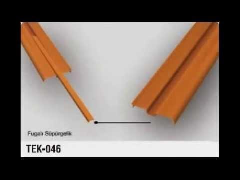 Tek Tesisat Dekorasyon Seramik Profilleri 0 312 311 59 28 Youtube
