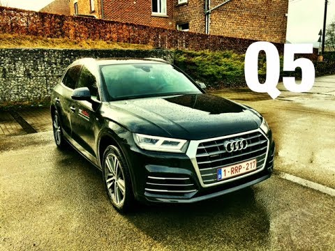 essai audi q5 2017 1 youtube. Black Bedroom Furniture Sets. Home Design Ideas