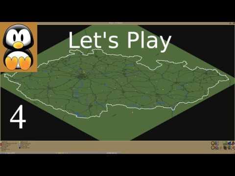 OpenTTD JGR CZTR S2E4 překážky na trati z Prahy do Plzně from YouTube · Duration:  13 minutes 31 seconds