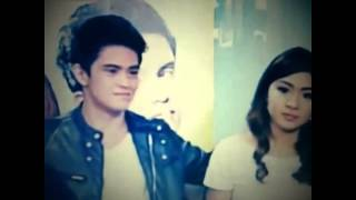 James caught staring at Nadine!
