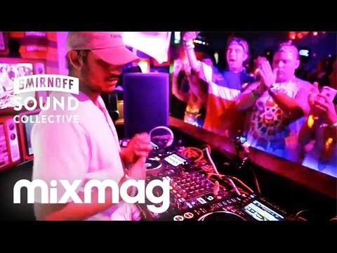 OOKAY in The Lab #SmirnoffHouse at EDC Las Vegas