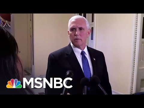 Mike Pence Hires Lawyer With Relevant Experience; Robert Mue