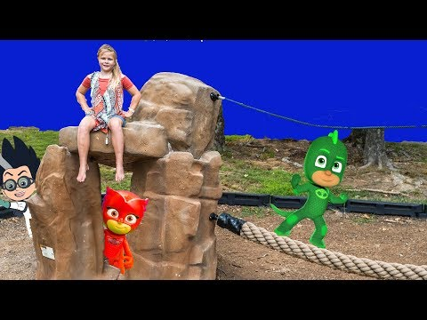 PJ MASKS Disney Assistant Searches for Gekko Romeo and even Minnie Mouse Toys