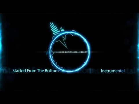 Started From The Bottom Instrumental