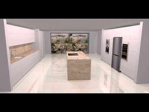Cuerpo3D - Diseño 3d muebles-cocinas-armarios