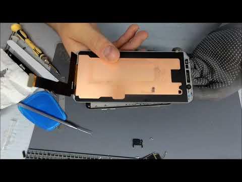 Samsung Galaxy A6 (2018) - Замена разъема зарядки (не заряжается).