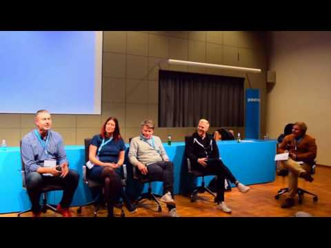 Emeet-grundarna intervjuas av Anton Johansson