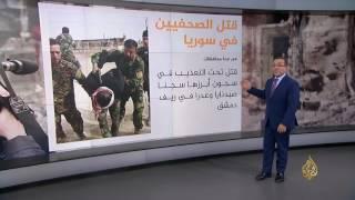 مقتل 400 صحفي وناشط إعلامي منذ بداية الثورة السورية