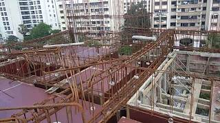 RCC BEAM CONSTRUCTION FOR STRUCTURE | FIXED BEAM | SIMPLY SUPPORTED BEAM