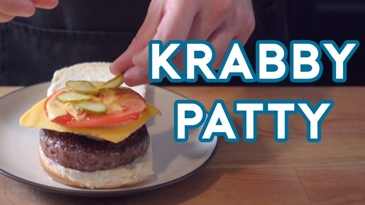 binging with babish turkey burger recipe
