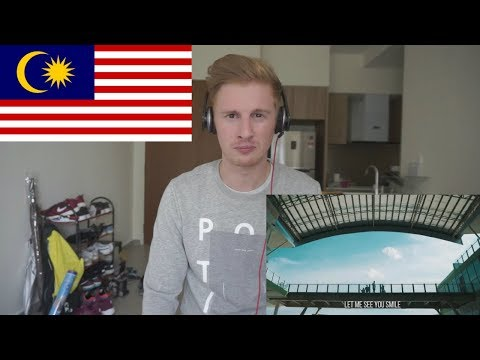 As'ad Motawh - Senyum  // MALAYSIAN MUSIC REACTION