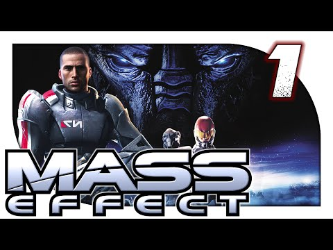 Mass Effect - 1. Something Doesn't Add Up