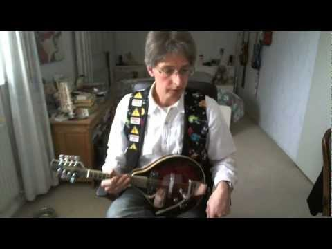 Mandolin lesson 014A-Maggie May