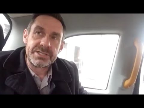 Quantitative easing explained - in the back of a cab... | Paul Mason on the news