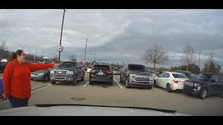 Parking Lot Fender Bender