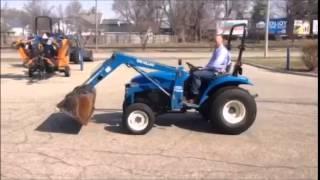 Orbitbid.com - Michigan:grandville Tractor -58752