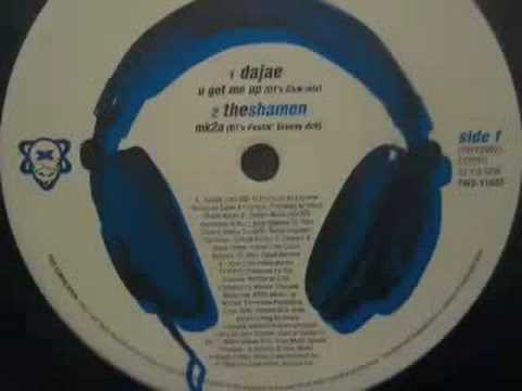 Dajae - U Got Me Up (DT Club Mix)