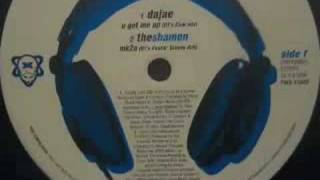 Dajae - U Got Me Up (DT Club Mix)