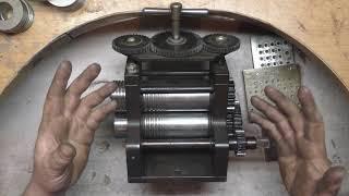 Вальцы (для прокатки металла). Фильера (для волочения проволоки). Обзор инструмента.