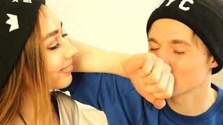 Как научиться целоваться по французски ПАРНЮ  БЕЗ ДЕВУШКИ