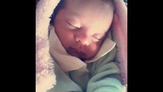 Bebê nasce morta Deus traz de volta a vida!