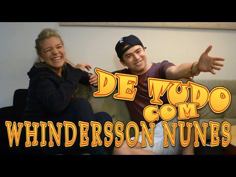 DE TUDO COM WHINDERSSON NUNES
