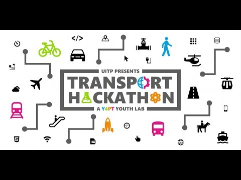 1st Y4PT Global Transport Hackathon Montreal 2017 - Video