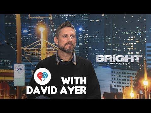 At the Movies x Bright: David Ayer