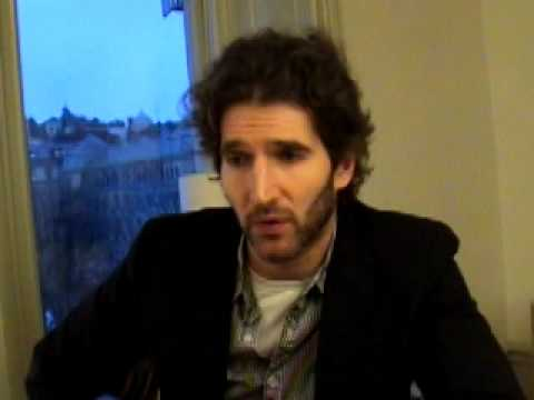 Interview with David Benioff, author of City of Thieves
