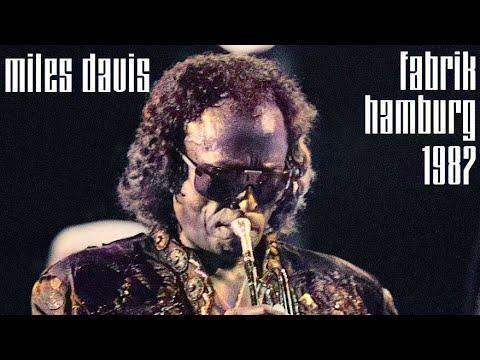 Miles Davis- November 24, 1987  Fabrik, Hamburg