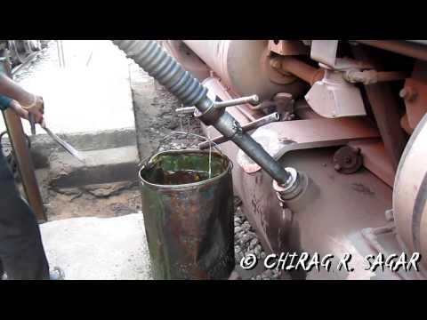 waste of Diesel during filling in WDG4 # 12001 (part 2)