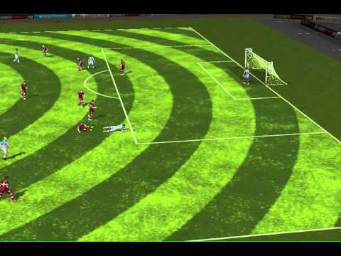 FIFA 14 iPhone/iPad - Enfield Albion vs. Derby County